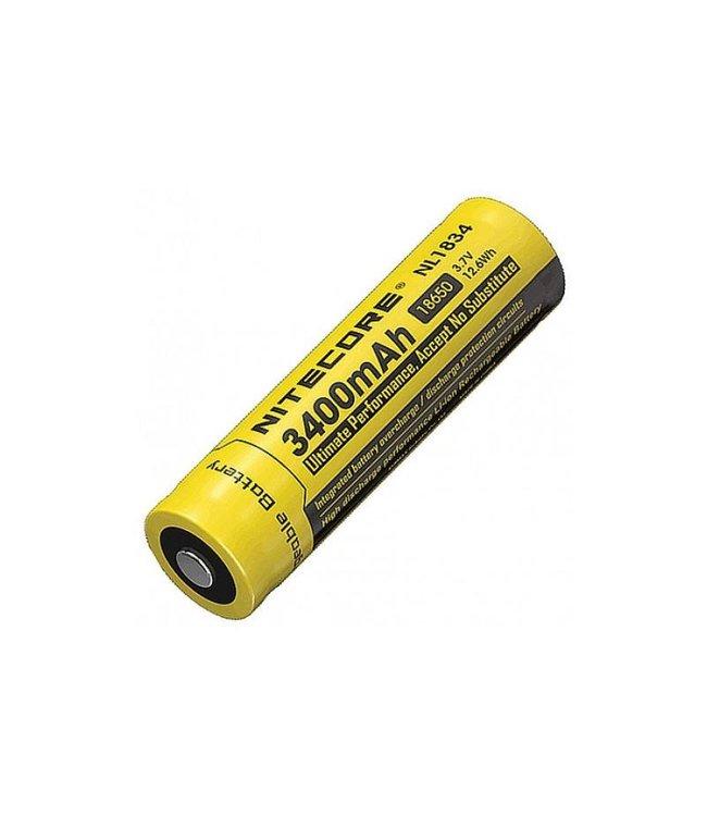 Nitecore Rechargeable battery 3400 mAh 3.7V