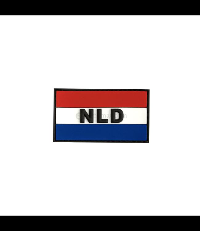 JTG Netherlands Rubber Patch