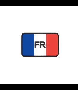 JTG France Flag Rubber Patch