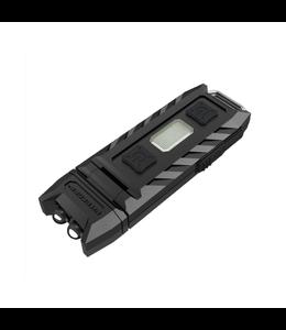 Nitecore Thumb LEO 45 lumens rechargeable (LAMPE + UV)