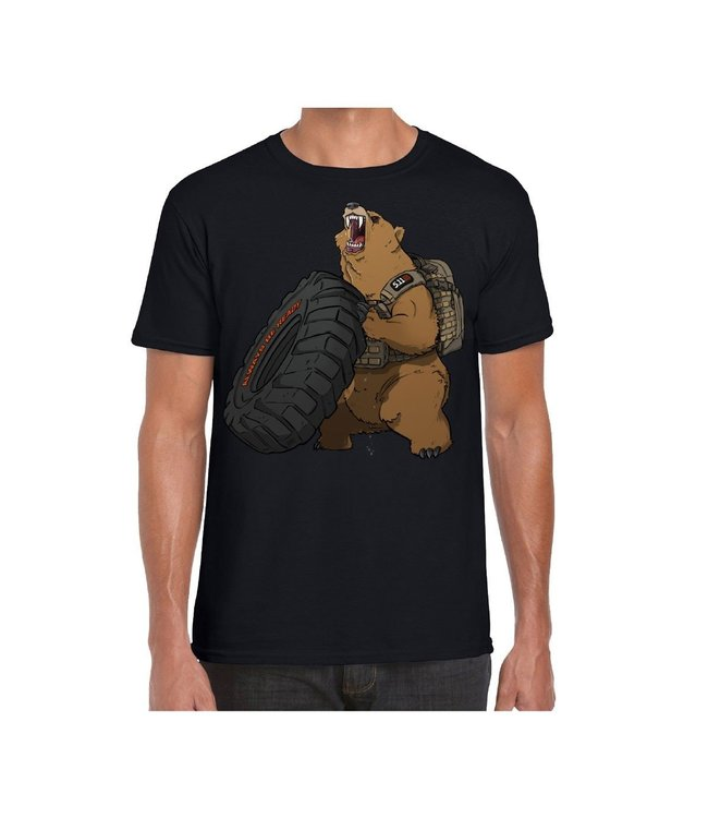 5.11 Tactical T-Shirt Grizzly Fitness