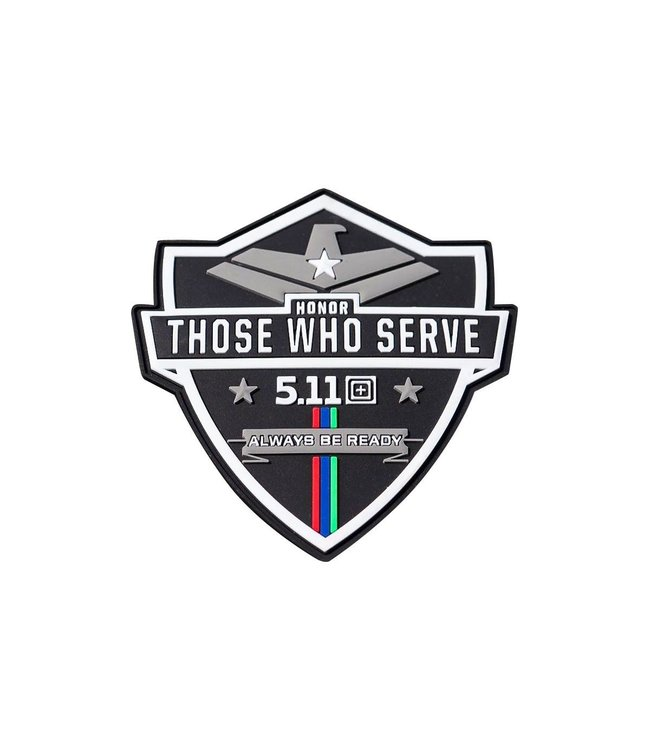 5.11 Tactical Patch Honor Those Who Serve
