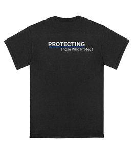 ASP T-Shirt Thin Blue Line Edition Belgique