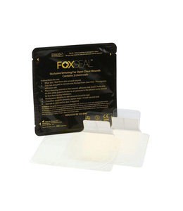 Celox Foxseal Chest Seal (pack de 2)