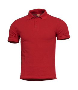 Pentagon Red Sierra Polo Shirt