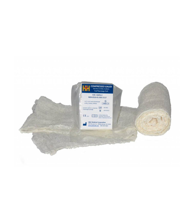 H&H Medical Compressed Gauze CE