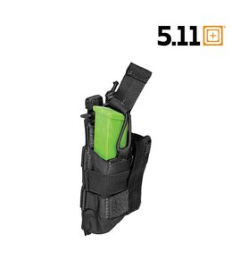 5.11 Tactical Porte chargeur Double PA Bungee