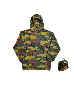 Arktis Stowaway Camo Windbreaker Jacket BE