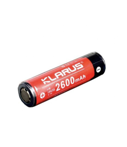 Klarus Rechargeable battery for lamp XT2C/XT11/XT11S/ST15/XT12S/XT2CR