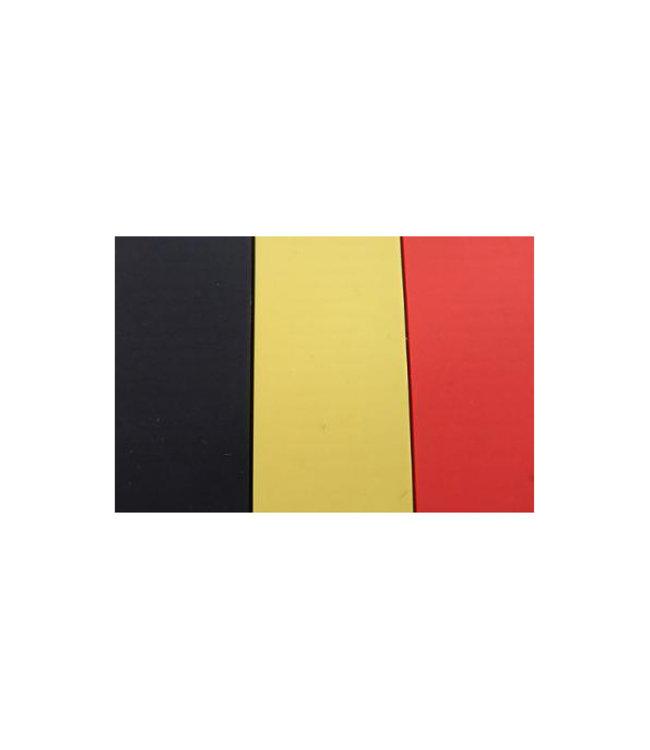 JTG Belgium Flag Rubber Patch