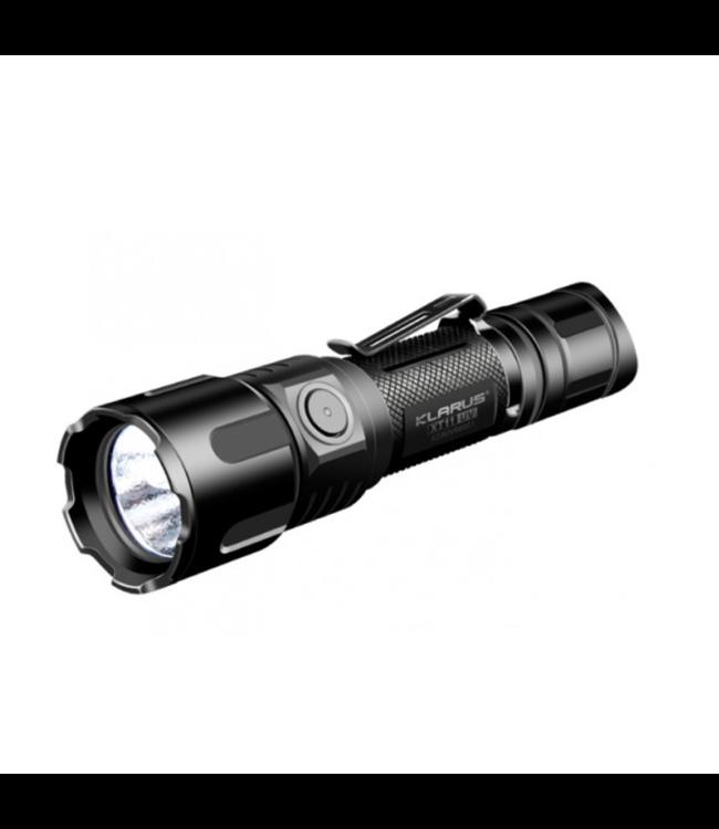 Klarus Oplaadbaar Tactisch Licht XT11UV LED 900 lumen