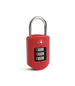 Pac Safe ProSafe 1000 Travel Sentry Red