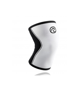 Rehband 5mm Knee. Sleeve White