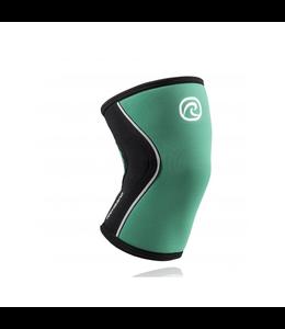 Rehband 5mm Knee Sleeve Green/Black