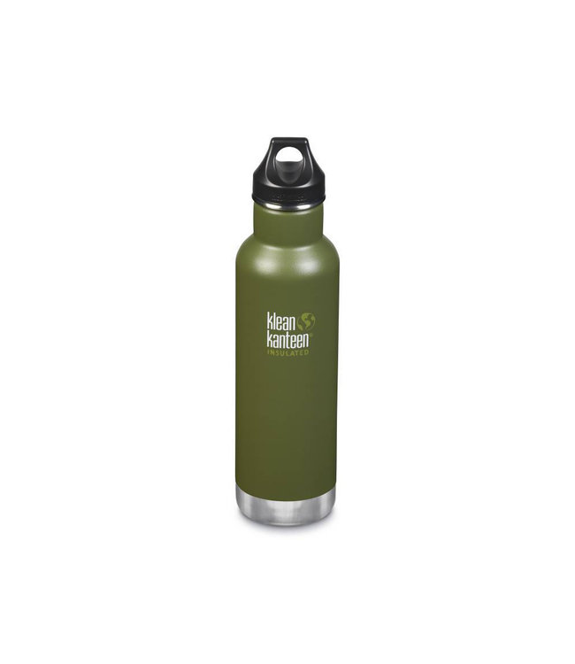 Klean Kanteen Gourde 592ml insulated classic