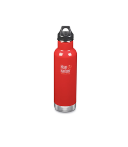 Klean Kanteen Bottle 592ml insulated classic