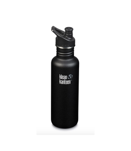 Klean Kanteen Classic Single Wall Bottle 800ml sports cap