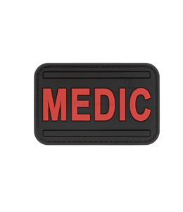 JTG Patch Medic Black