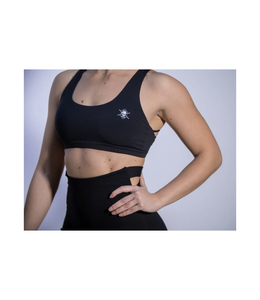 Barbell Regiment CrossX Bra Black