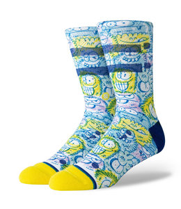 Stance Chaussettes Kevin Lyons Crunch Yellow