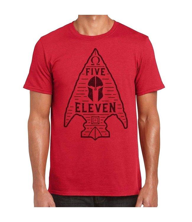 5.11 Tactical T-Shirt Spartan Arrowhead 2020