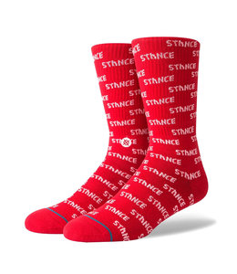 Stance Chaussettes Repeat - Stance