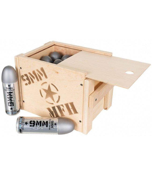 MFH Energy Drinks 9mm (box 12 stukken)