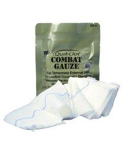 Quikclot Combat Gauze Z Fold Hemostatic Dressing