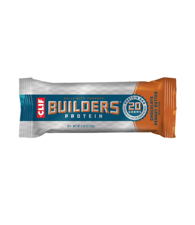 Clif Bar 12 x Protein Bars Clif Chocolate Peanut Butter