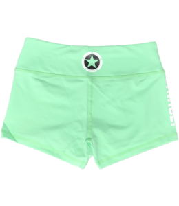 Savage Barbell Booty Short Sea Foam Green - Savage Barbell