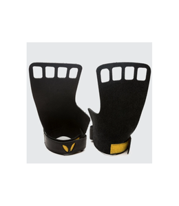 Victory grips Maniques 4 doigts Cuir Homme Noir