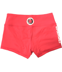 Savage Barbell Booty Short Sea Red - Savage Barbell