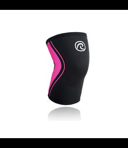 Rehband Rx Genouillière 5mm Pink/Black