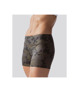 Born Primitive Double Take Booty Shorts (camouflage)