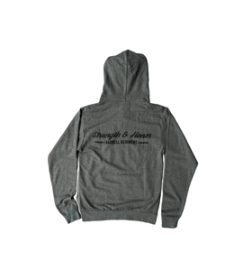Barbell Regiment Regiment Hoodie Grey