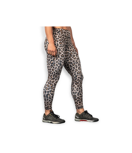 The Barbell Cartel LADIES CORE LEGGINGS ( LEOPARD )