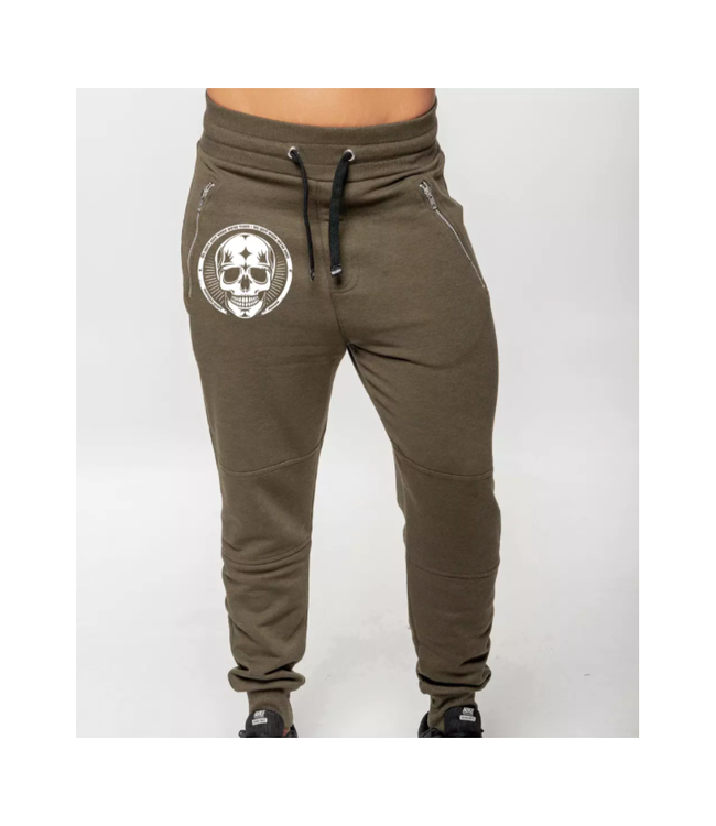 Northern Spirit Green Pants Small Skull