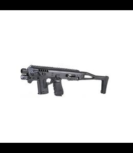 CAA Tactical Micro Roni® generatie 3 zwart voor Glock 17/22/31 generatie 3