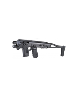 CAA Tactical Micro Roni® generation 3 black for Glock 17/22/31 generation 3