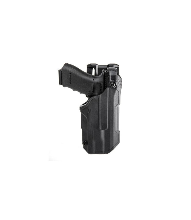 BLACKHAWK! T-Series L3D Light Bearing Duty Holster for Glock 17/19
