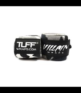 """Tuffwraps 16"""" (40cm) Protège Poignet BLACK VILLAIN Black Camo - TuffWraps"""