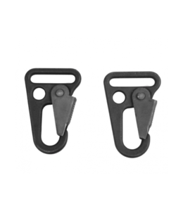 BLACKHAWK! Metal 1'' Heavy Duty Snap Hooks (Set of 2)