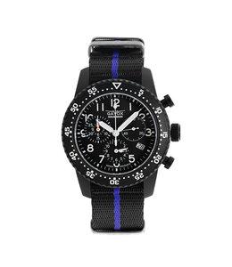 Gavox Squadron Thin Blue Line Black PVD