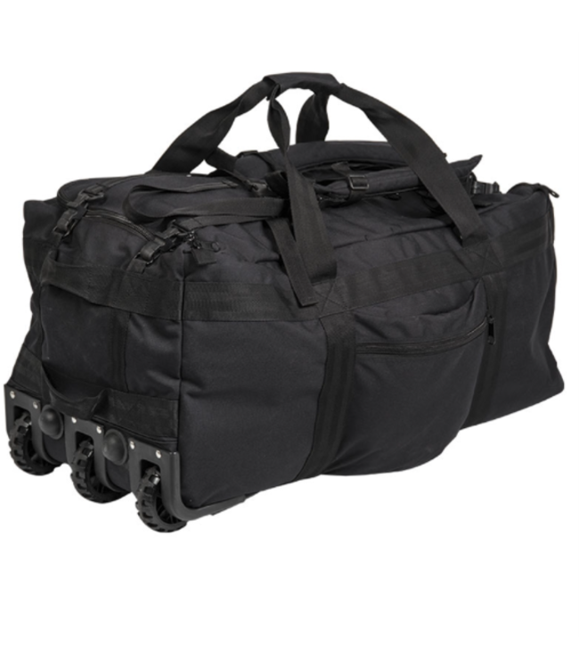Mil-Tec Combat Duffle Bag with Wheels