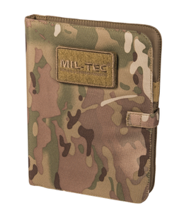 Mil-Tec Tactical Notebook (Medium)