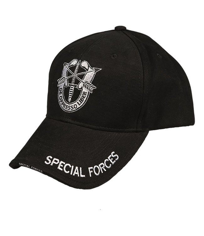 Mil-Tec Special Forces Group (SFG) logo cap