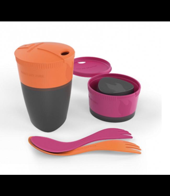 Light My Fire Cup'n Spork Pink/orange