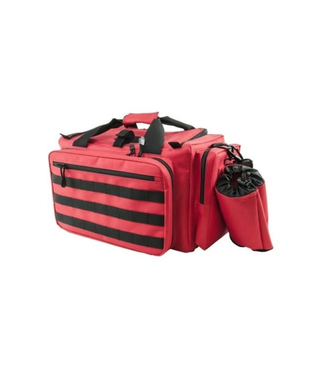 NcSTAR Competition Range Bag with brass pouch