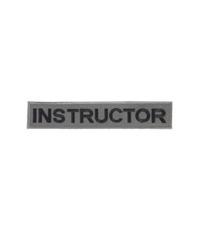 Instructor Patch large 250 x 50 mm