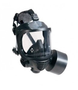 MIRA Safety CM-6 Full Face Gas Mask